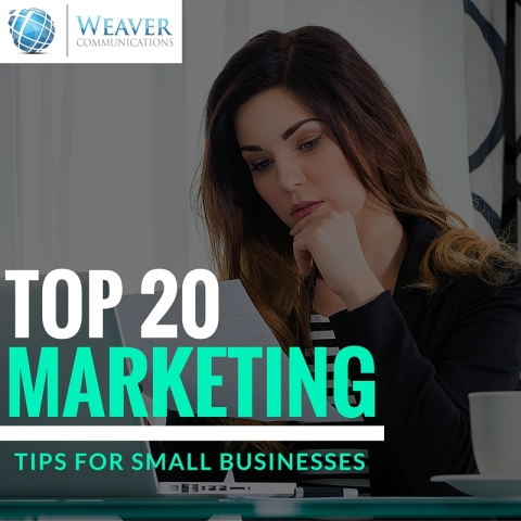 small business marketing tips for 2016