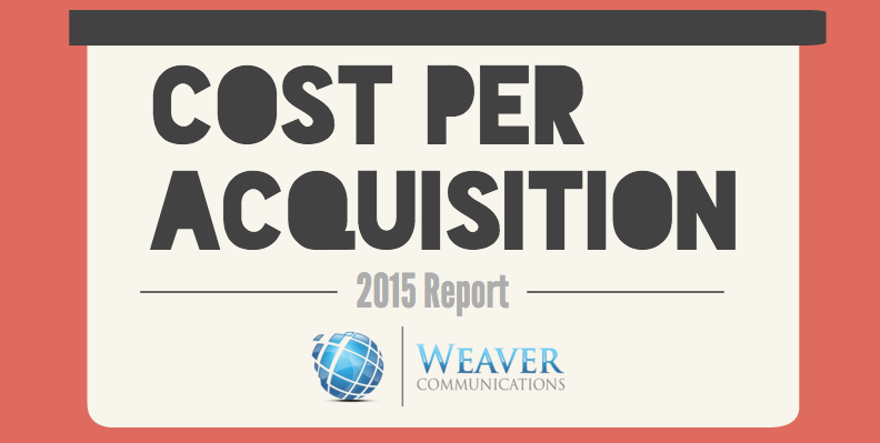 Cost Per Acquisition 2015 Infographic Thumbnail