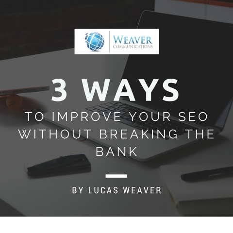 seo tips 3 ways to improve seo