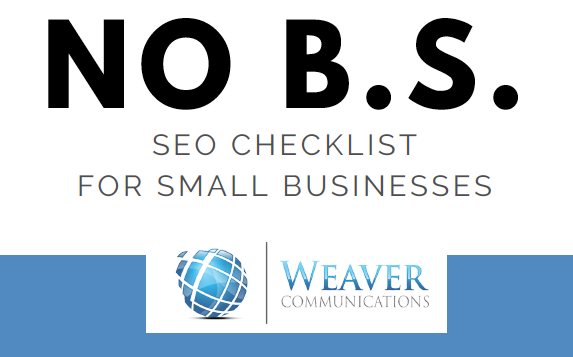 checklist for small businesses to take advantage of SEO