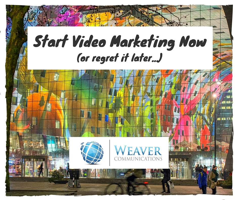 start video marketing now
