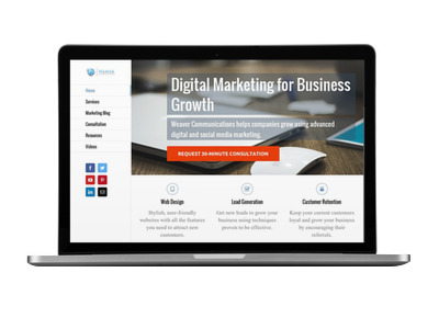 digital & social media marketing consulting in holland