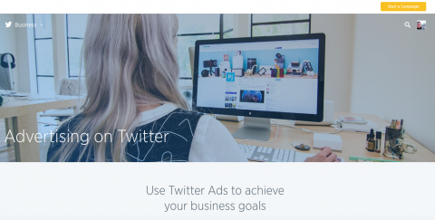 twitter advertising social media agency service
