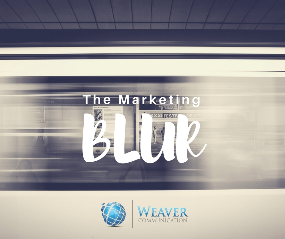 the marketing blur and advertising tracking